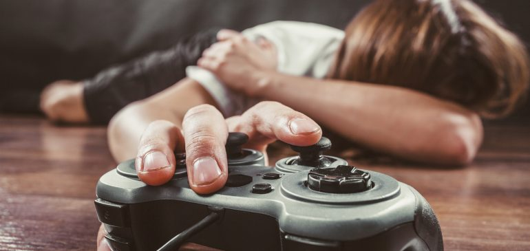 Psychological effects of gaming on elders